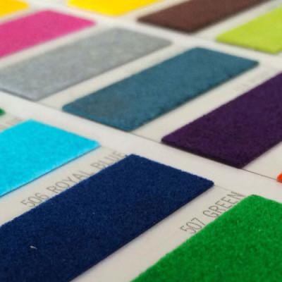 beflockung farben